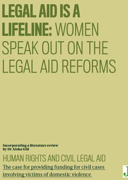 Legal Aid is a Lifeline